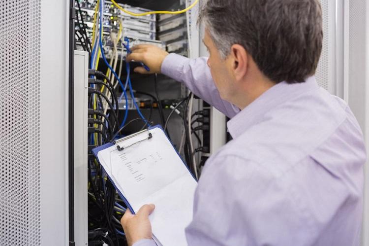 Обслуживание сервера по регламенту